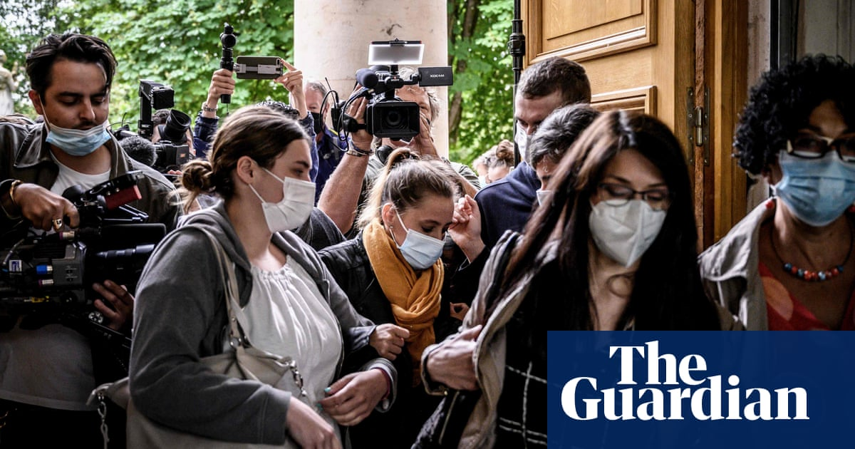 Woman who killed stepfather after years of abuse in France found guilty