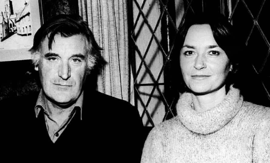 Ted and Carol Hughes