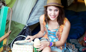 Cooking at a festival on a budget sounds like work, but it's entirely worthwhile – and fun.