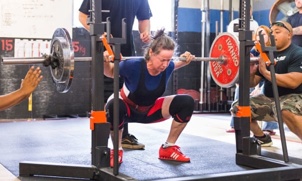 Lift your way to strength – and help your body stay young