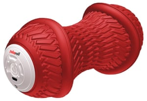 Pain relief: ease those sore calfs and aching back with this clever device