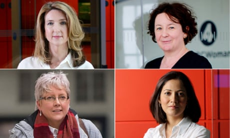 Female employees demand back pay and apology from BBC