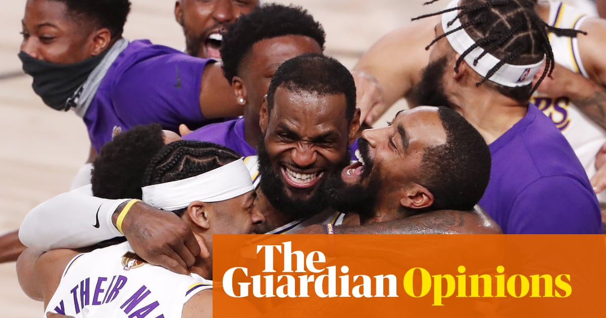 Amid uncertainty and upheaval, LeBron shows us what an American should be | Kareem Abdul-Jabbar
