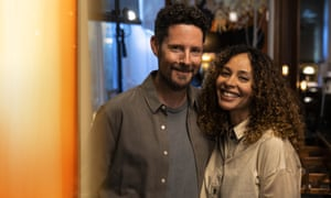 Singers Joy Denalane & Max Herre, guests on Hope@Home