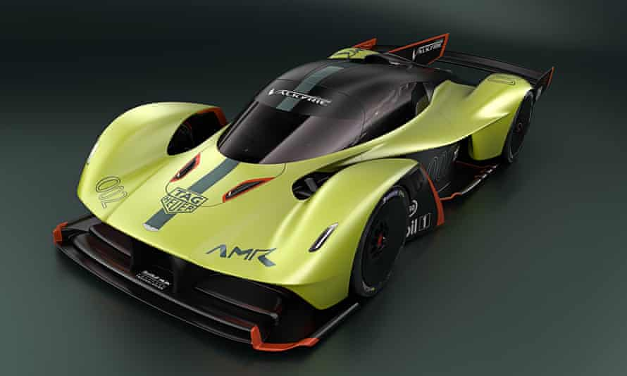 'Truly mind-bending': Aston Martin's track-only Valkyrie