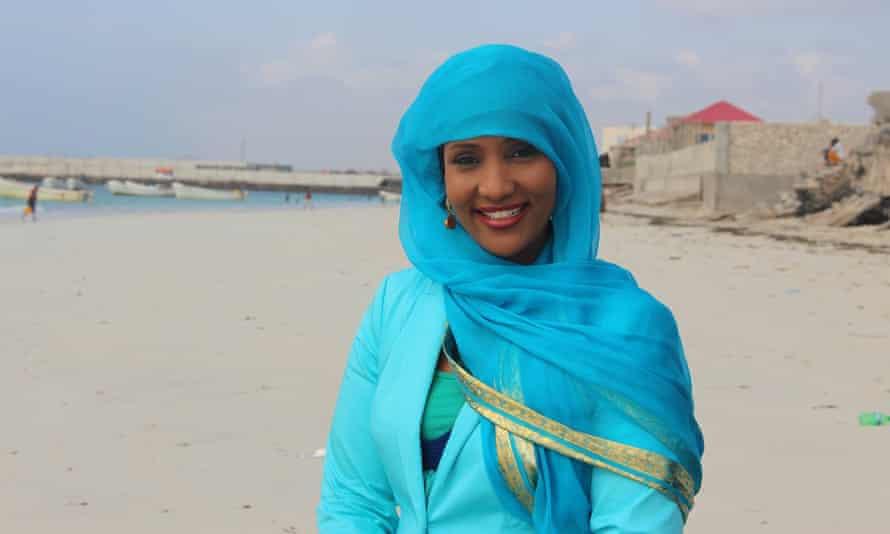 Somali-Canadian journalist Hodan Nalayeh