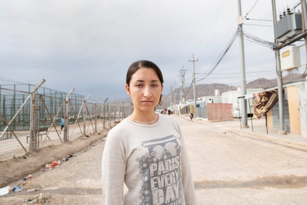 Experience: I gave birth on the run from Isis