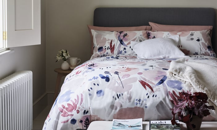 'Create a calm bedroom by making simple changes': find the key to a good night's sleep