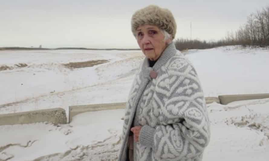 Anne Puckridge moved to Canada in 2001 at the age of 76.