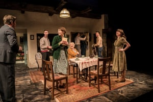 The York Realist at the Donmar Warehouse, directed by Robert Hastie.