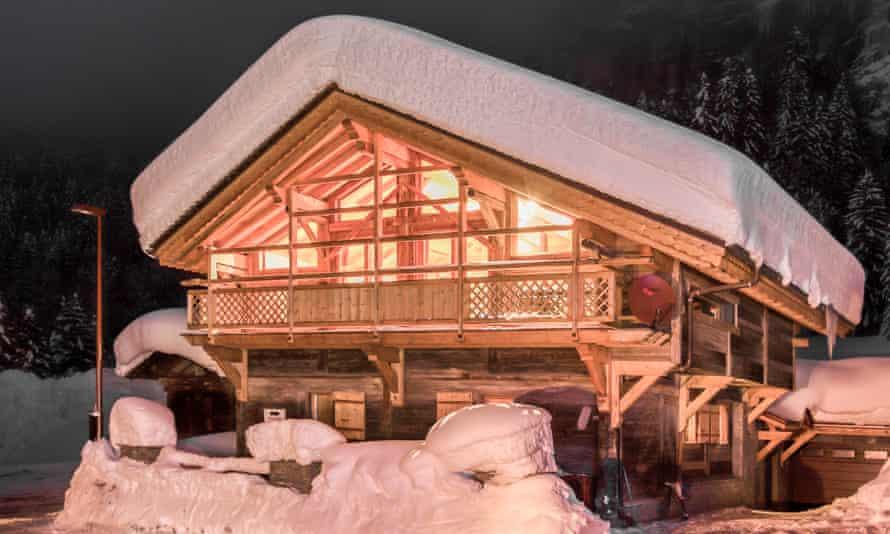 La Ferme, Ardent Family Ski, France