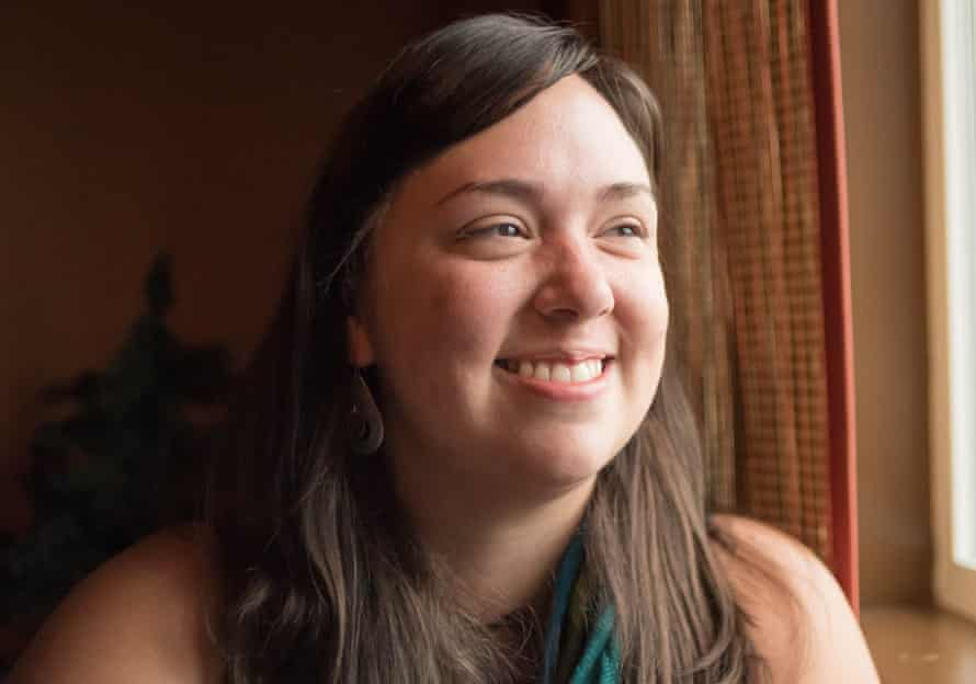 Jessica Campbell, co-director of the Rural Organizing Project.