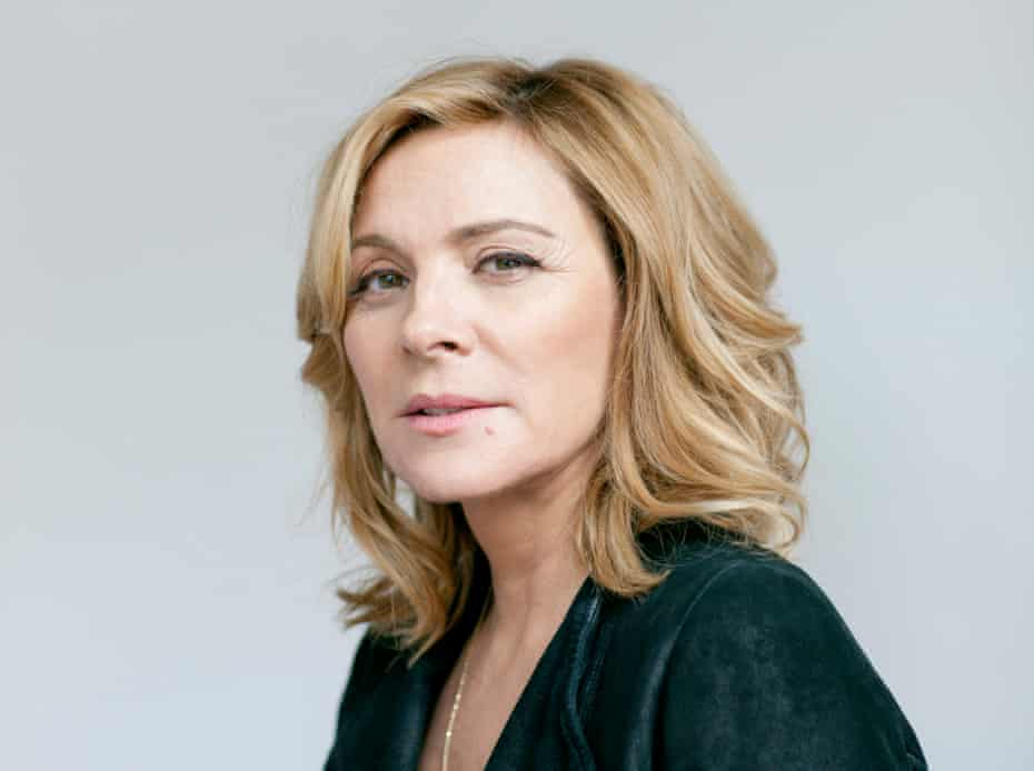 'I've always been more insecure personally than professionally': Kim Cattrall.