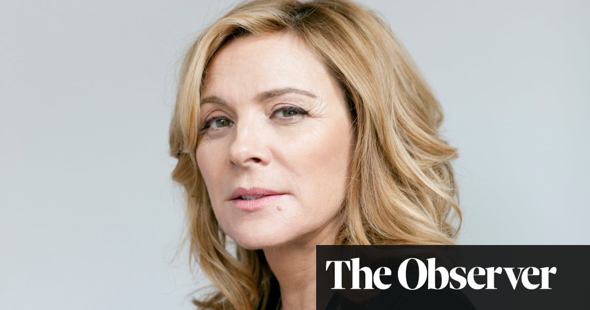 Kim Cattrall: I don't want to be in a situation for even an hour where I'm not enjoying myself