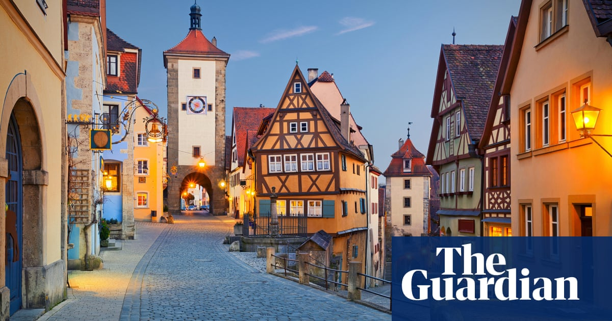 'Beautiful buildings wherever you look': Germany's best towns and villages, by readers
