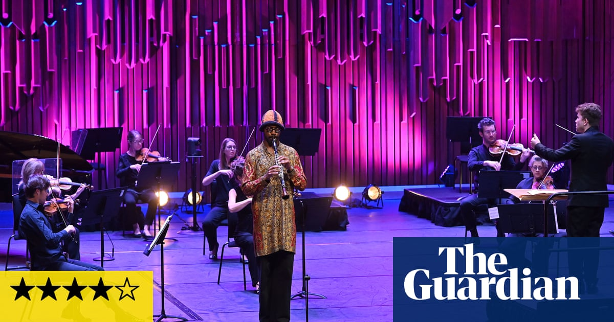 Shabaka Hutchings/Britten Sinfonia/Paterson review - tangible exhilaration