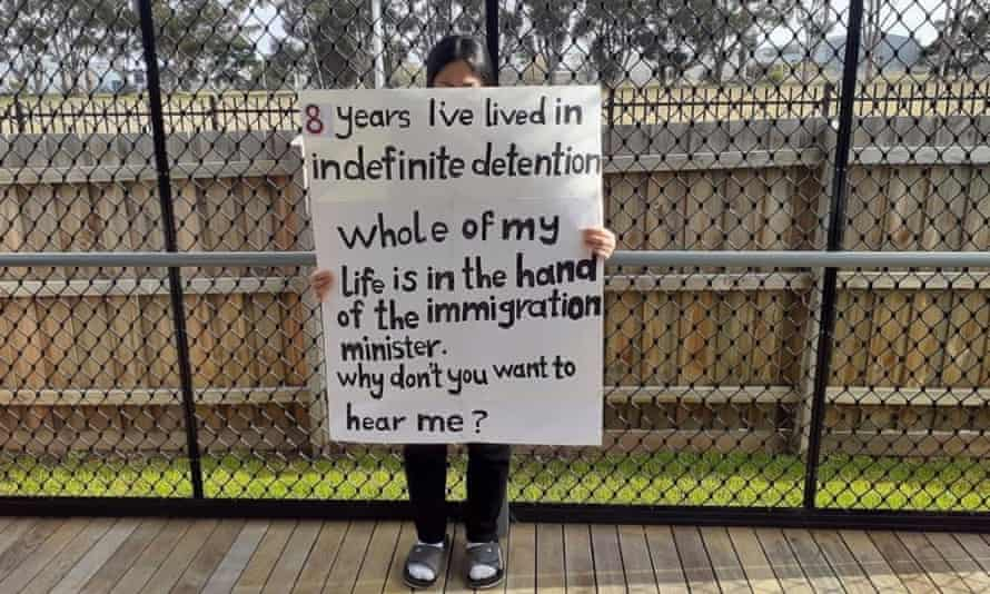 The last female refugee in Australian detention is at risk of deportation despite Nauru hospital not being equipped to treat her health issues.
