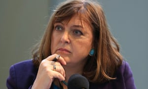 The Forum presenter Bridget Kendall: 'brusquely efficient'