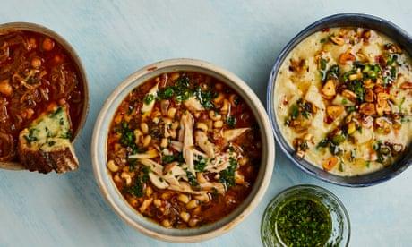 Yotam Ottolenghi's soup recipes