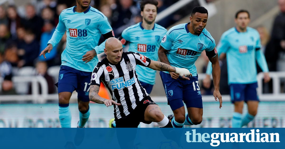 Newcastle v Bournemouth, Swansea v Brighton and FA Cup first round – live!