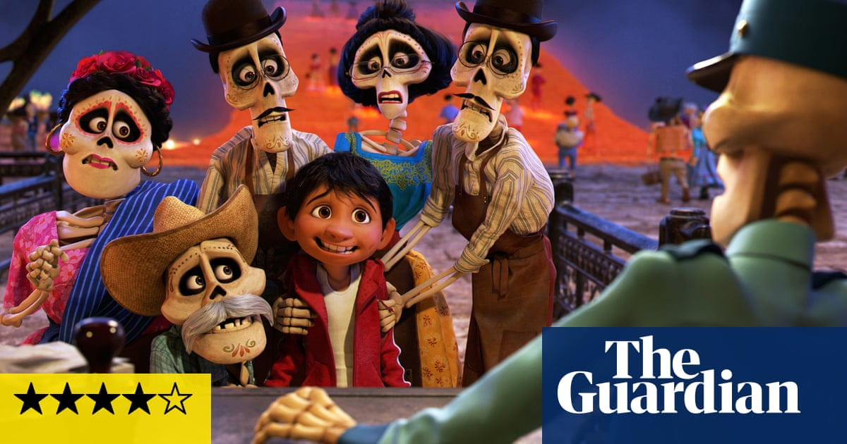 Coco Review Charmer That Could Bring Pixar Back From The Dead Film The Guardian