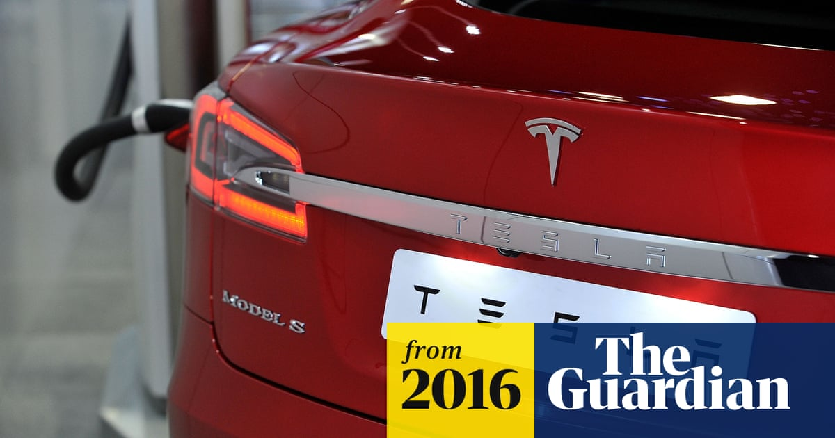Team of hackers take remote control of Tesla Model S from 12