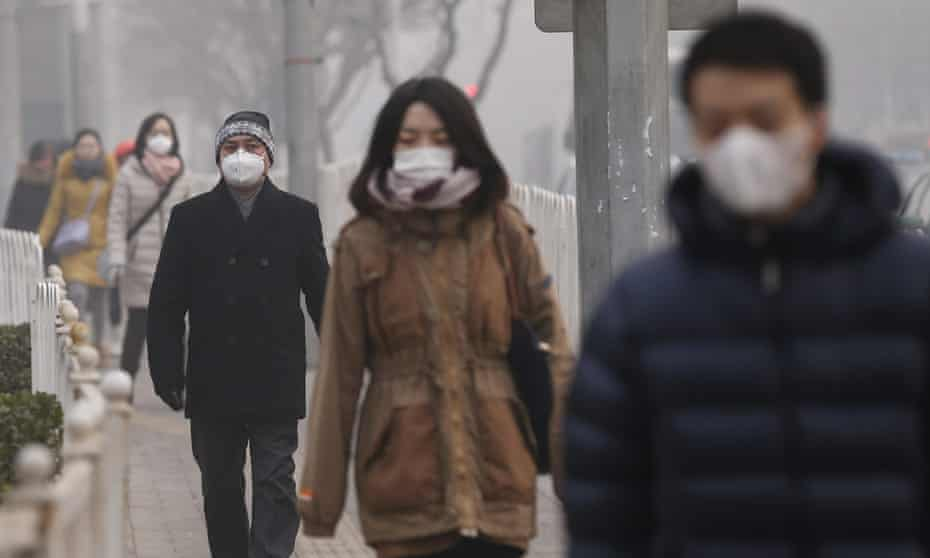 Anti-pollution face masks – effective or pointless?
