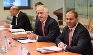 Malcolm Turnbull at a meeting with the chief executives of the biggest gas companies in Australia to discuss the future of supply and electricity reliability at Parliament House