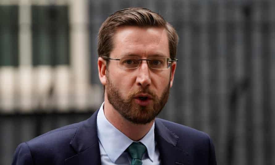 Simon Case, British cabinet secretary