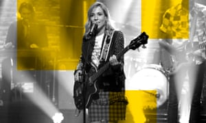 Sheryl Crow onstage in 2009