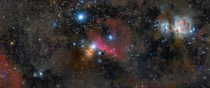 The Jewels of Orion by Ross Clark