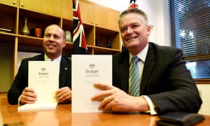 Australian budget 2019