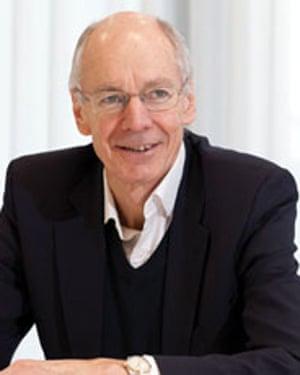 Jonathan Scott, member of the Guardian Foundation Board