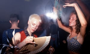 'It was more than just a club – it was a way of life' … Shoom in 1988.