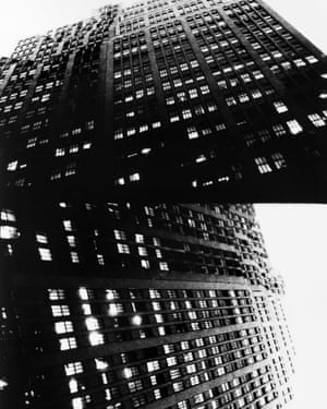 Reproduction was important to Moriyama. He sometimes took photographs of his photographs, which he would then photograph again