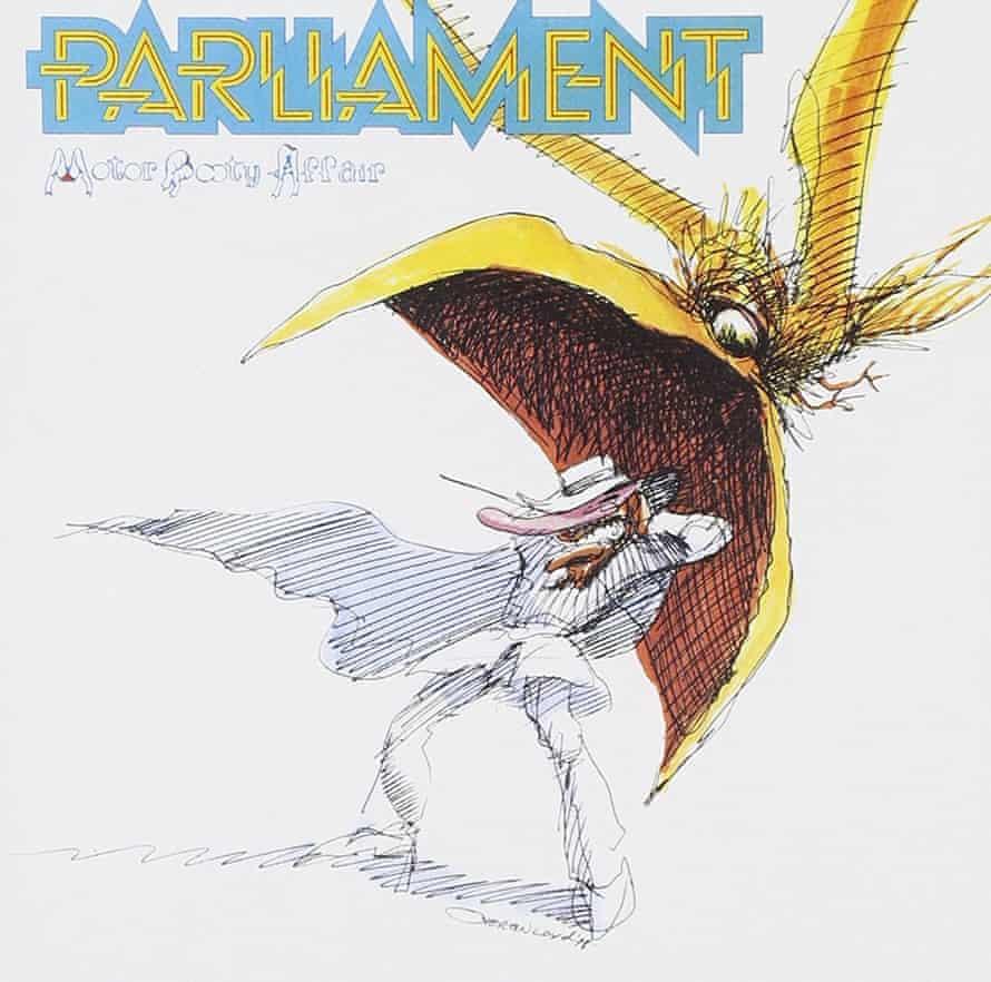 Parliament – Motor Booty Affair.