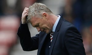 David Moyes feels let down by his transfer budget at Sunderland but Hull's recruitment and form under Marco Silva have painted him in a negative light.
