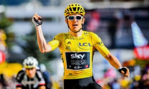Geraint Thomas is out to prove he is not a one-Tour wonder after his maiden victory last year.