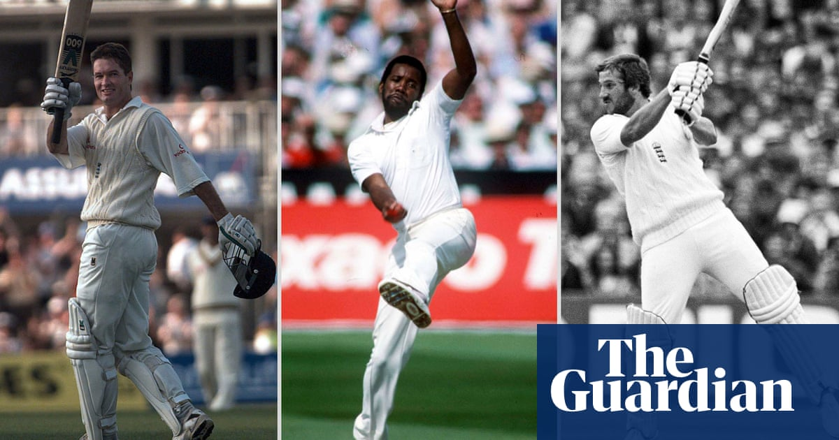 The 80s and 90s Cricket Show: the podcast that revisits the bad old days
