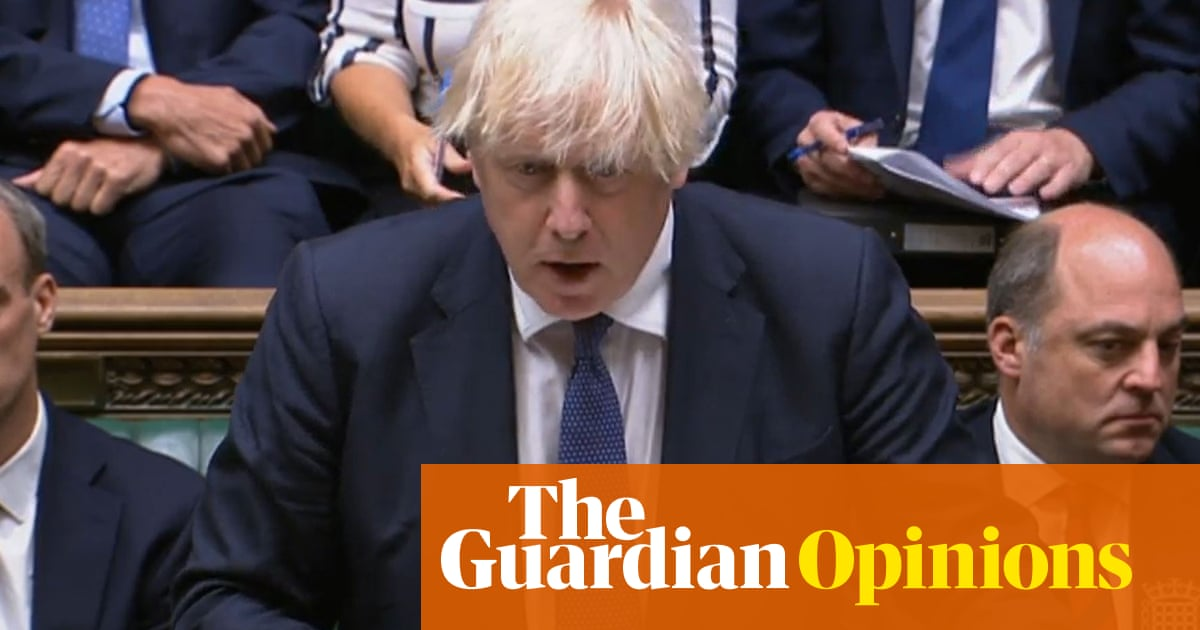 The Afghanistan debate showed that Boris Johnson's flaws lead directly to tragedy