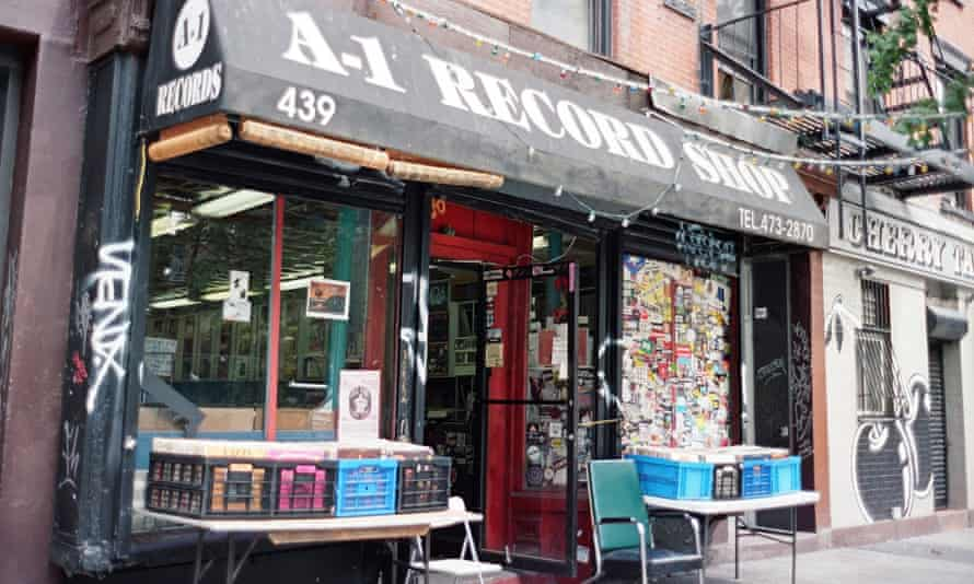 A-1 Records, New York