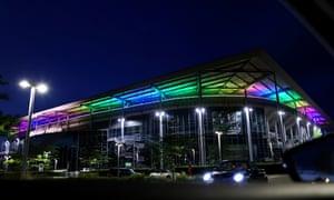 The Volkswagen Arena, Wolfsburg