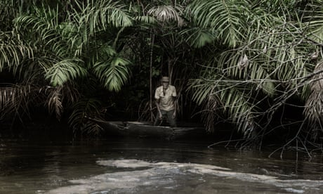 'This place used to be green': the brutal impact of oil in the Niger Delta