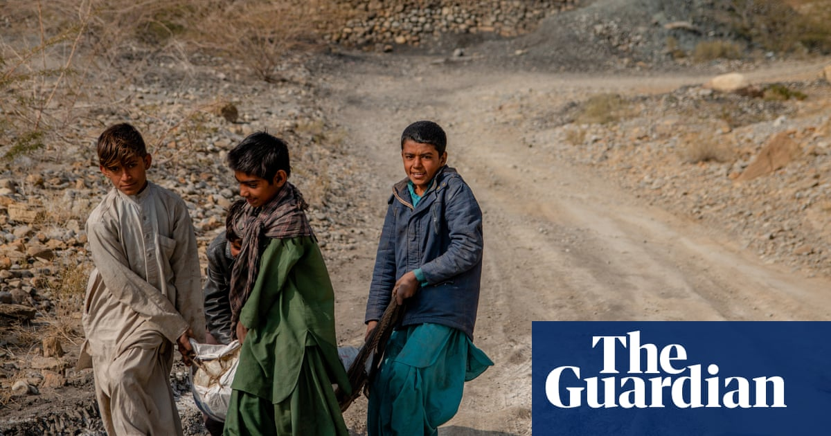 'Coal workers are orphans': the children and slaves mining Pakistan's coal