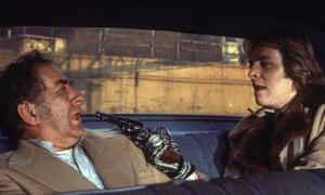 Lou Polan và Ken Kercheval trong The Seven-Ups, 1973.