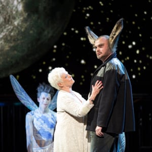 Judi Dench as Queen Titania, 2016