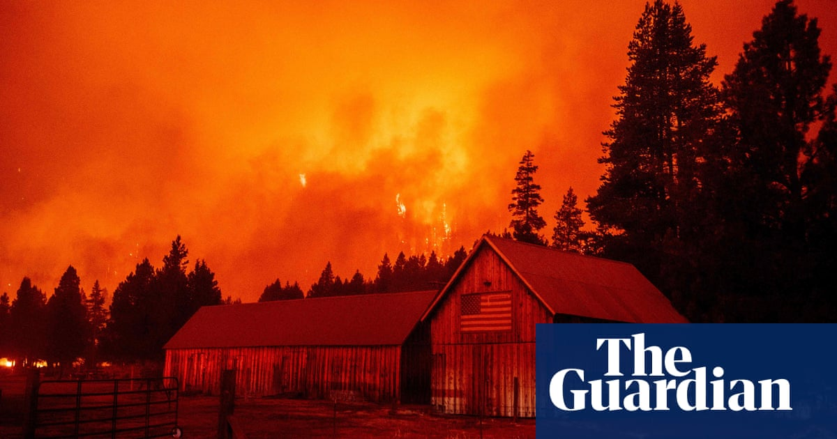 'It's a reality': Biden calls for urgency in California as climate crisis fuels wildfires