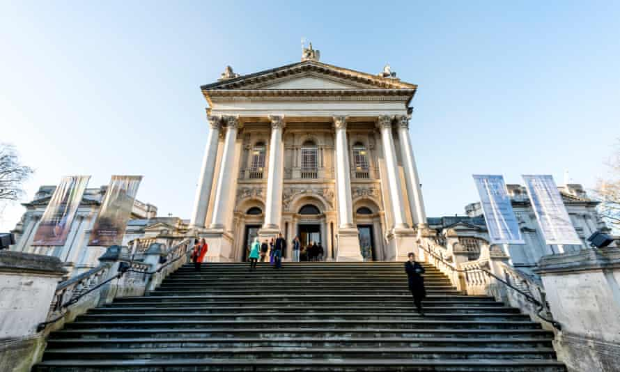 Tate Britain building