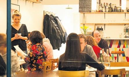 Photograph of Birch restaurant
