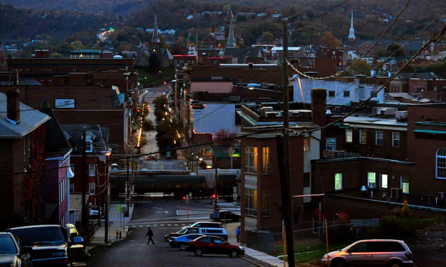 Cumberland, Maryland is predicted to become more subtropical, resembling the current climate of southern Kentucky.